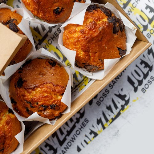 Scrumptious Muffin Box