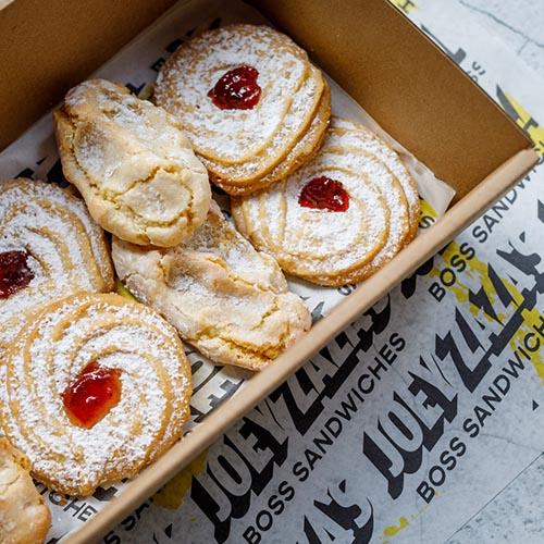 Nonna's Italian Baked Cookies