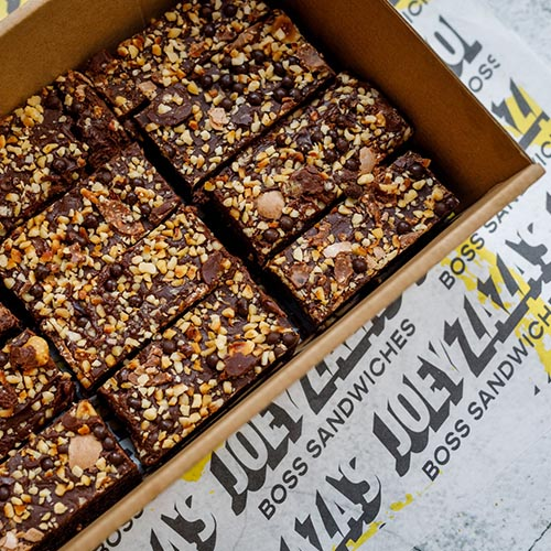 Chocolicious Brownie Box